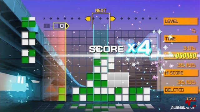 Screenshot - Lumines (PC) 92568224