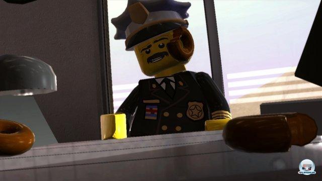 Screenshot - Lego City: Undercover (Wii_U) 92401382