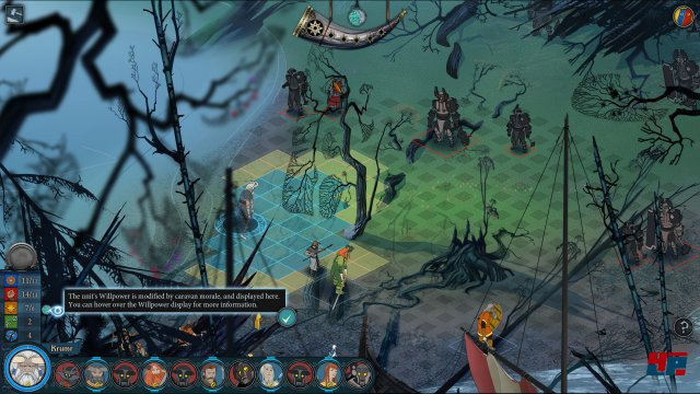 Screenshot - The Banner Saga 2 (PC) 92524977