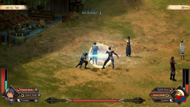 Screenshot - Legrand Legacy: Tale of the Fatebounds (Switch) 92581229