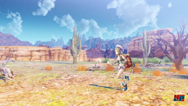 Screenshot - Atelier Firis: The Alchemist and the Mysterious Journey (PC) 92537929