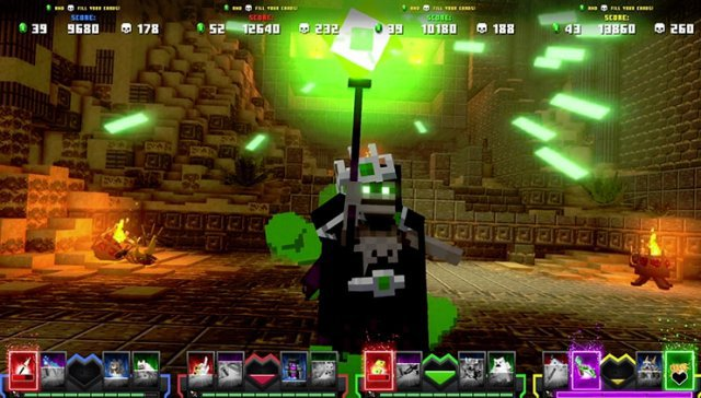 Screenshot - Minecraft Dungeons (PC, PS4, Switch, One)