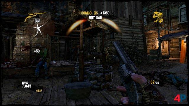 Screenshot - Call of Juarez: Gunslinger (Switch) 92602862
