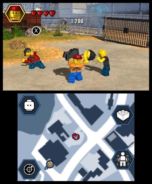 Screenshot - Lego City: Undercover (3DS) 92459487