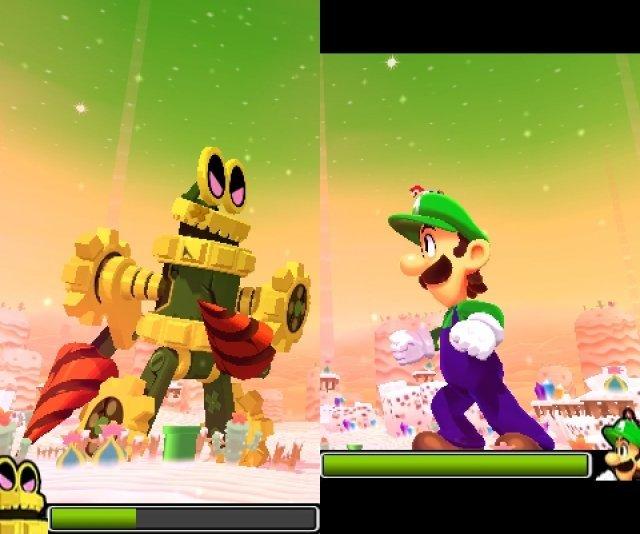 Screenshot - Mario & Luigi: Dream Team Bros. (3DS) 92462427