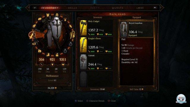 Screenshot - Diablo 3: Reaper of Souls (PlayStation4) 92472155