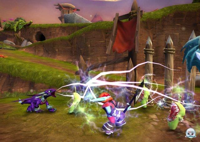 Screenshot - Skylanders: Giants (Wii_U) 92426927