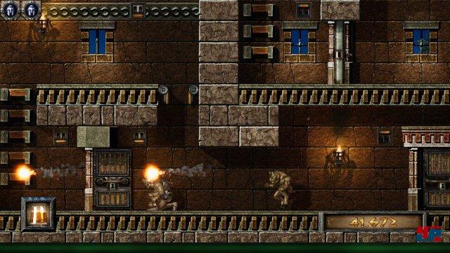 Screenshot - Gods Remastered (PS4)