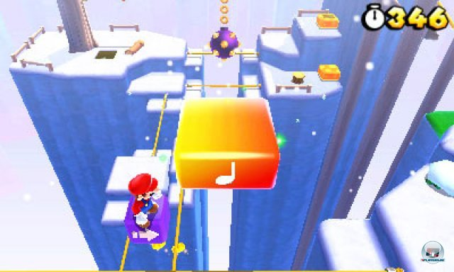 Screenshot - Super Mario 3D Land (3DS) 2280142
