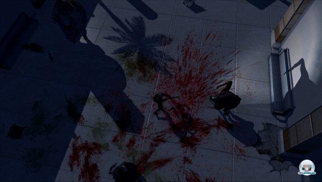 Die technischen und spielerischen Gebrechen sind auch mit noch so viel Blut nicht zu übertünchen.