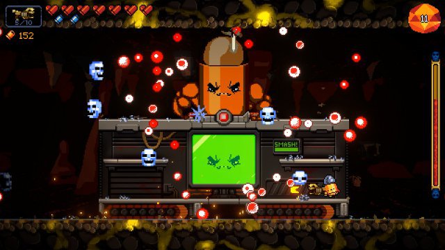 Screenshot - Exit the Gungeon (iPad, iPhone, PC, PS4, Switch, One) 92629091