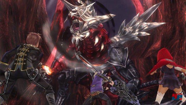 Screenshot - God Eater 2 (PlayStation4) 92498324