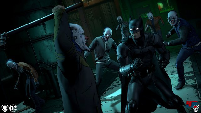 Screenshot - Batman: The Enemy Within - The Telltale Series (Android)