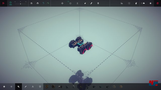 Screenshot - Besiege (Mac)
