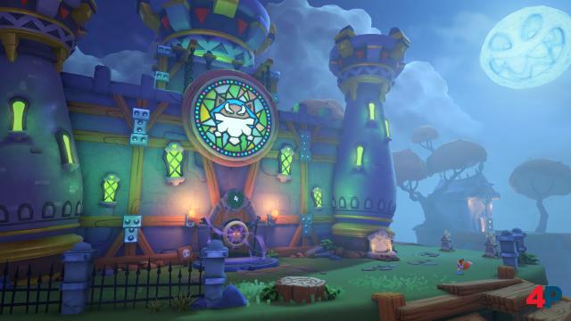 Screenshot - New Super Lucky's Tale (Switch) 92600067