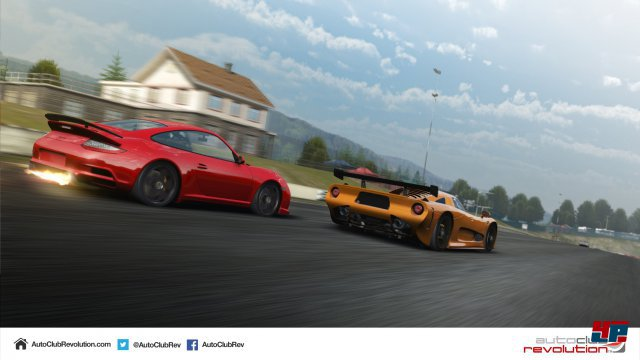 Screenshot - Auto Club Revolution (PC) 92483146