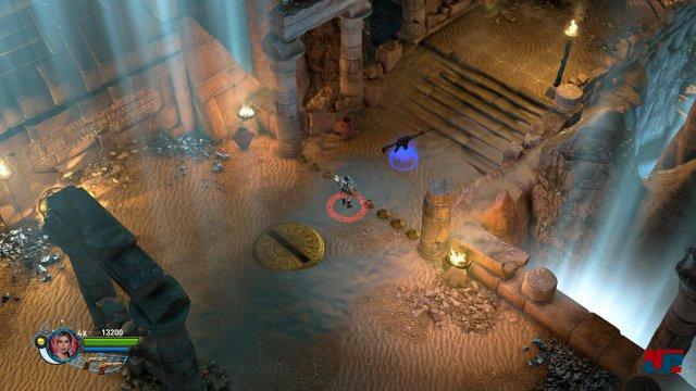 Screenshot - Lara Croft und der Tempel des Osiris (PC) 92496310
