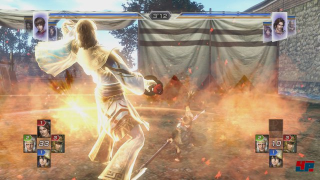 Screenshot - Warriors Orochi 3 Ultimate (PlayStation4) 92490063