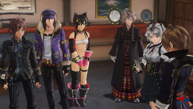 Screenshot - God Eater 2: Rage Burst (PlayStation4) 92493171
