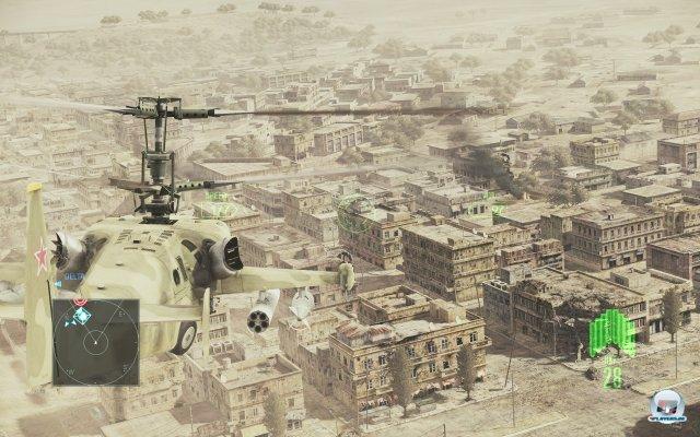 Screenshot - Ace Combat: Assault Horizon (PC) 92438292