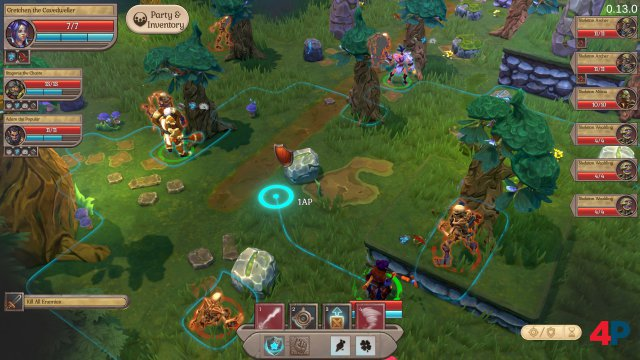 Screenshot - Fort Triumph (PC)