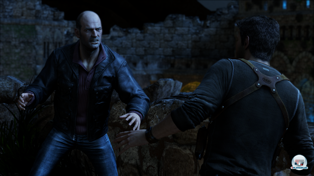 Screenshot - Uncharted 3: Drake's Deception (PlayStation3)