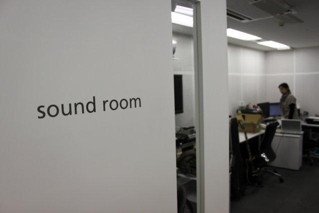 Studio im Studio <br><br> CyberConnect 2 verfügt über ein eigenes kleines Soundstudio. Hier entstehen nicht nur die Soundtracks, sondern auch die Effekte. 2317687