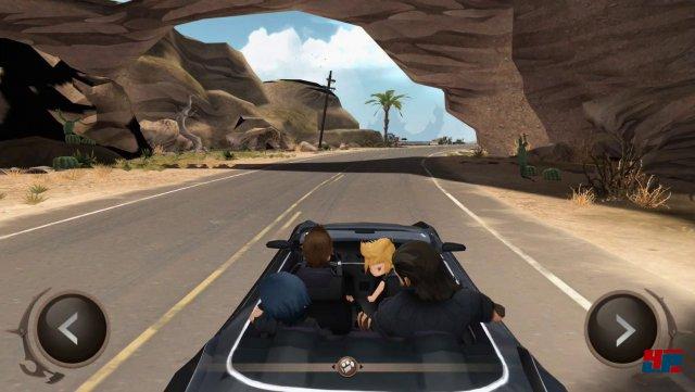 Screenshot - Final Fantasy 15 (Android) 92551451