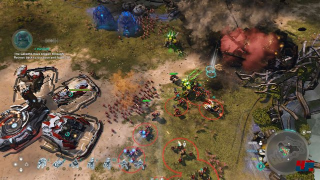 Screenshot - Halo Wars 2: Der Albtraum erwacht (PC)