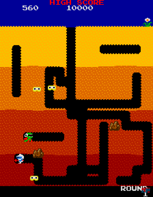 Screenshot - Dig Dug (PC) 92562496