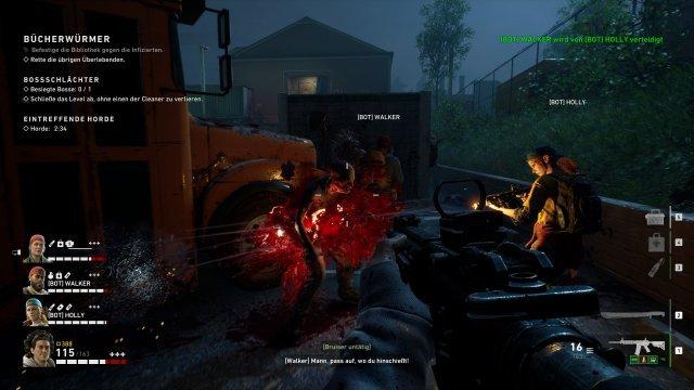 Screenshot - Back 4 Blood (PC, PlayStation5, XboxSeriesX)