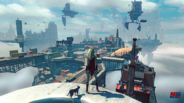 Screenshot - Gravity Rush 2 (PS4) 92538593