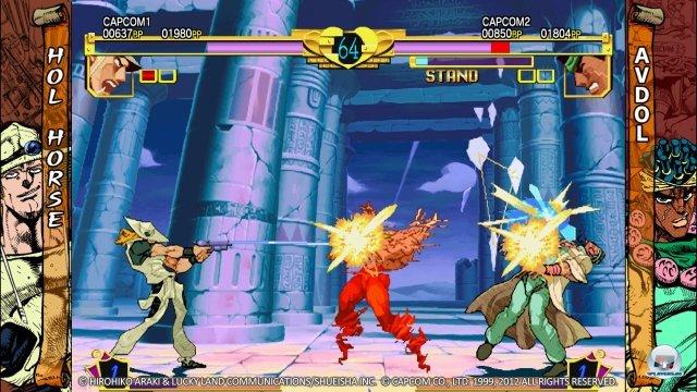 Screenshot - JoJo's Bizarre Adventure HD Ver. (PlayStation3)