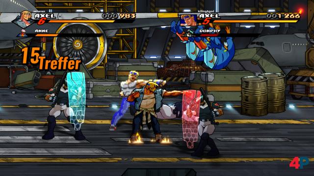 Screenshot - Streets of Rage 4 (PS4) 92612053