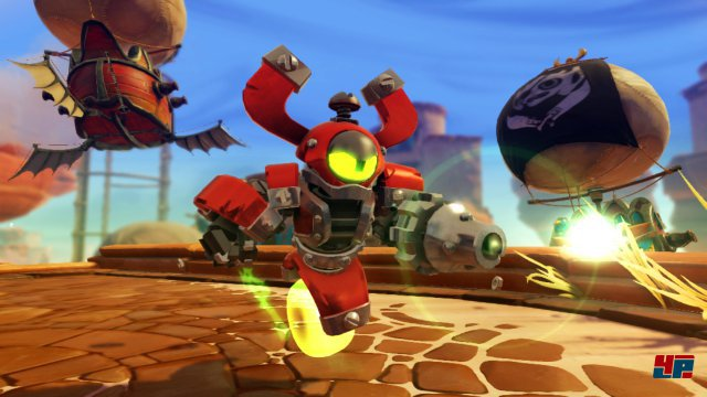 Screenshot - Skylanders: Swap Force (PlayStation4)