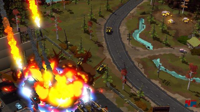 Screenshot - Forged Battalion (PC)