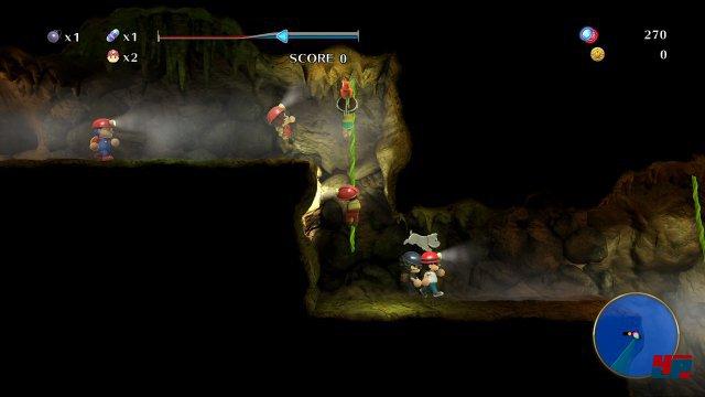 Screenshot - Spelunker Z (PlayStation4) 92499536