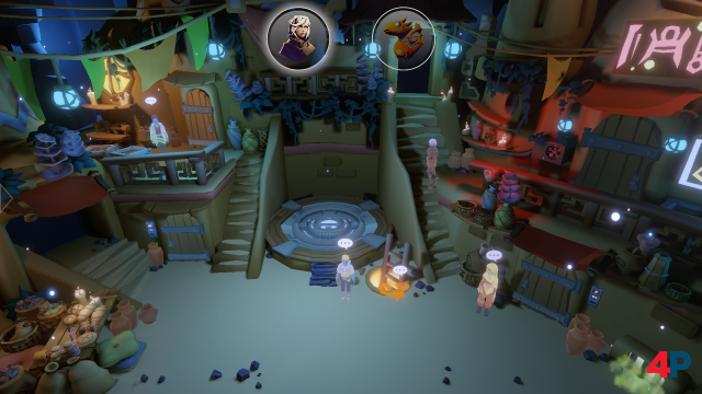 Screenshot - Krystopia: Nova's Journey (Android, iPad, iPhone, PC)