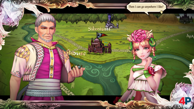 Screenshot - SaGa Scarlet Grace: Ambitions (Switch) 92602817