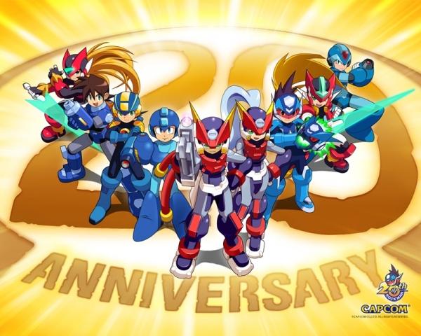 Und wie geht's weiter mit Mega Man? Wir der blaue Bomber wiederkehren? Werden Dr. Wily und Konsorten die Roboterheit nach wie vor mit bizarren Bossgegnern bedrohen? Wird es wieder harte Hüpfereien geben, oder entwickelt sich die Serie in eine ganz andere Richtung weiter? Tja, in Kürze werden wir es erfahren – auf der Capcom-Seite läuft gerade ein geheimnisvoller Countdown aus... 1734173