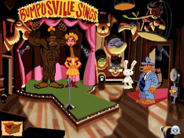 Screenshot - Sam & Max Hit the Road (PC) 92431872