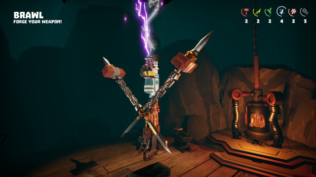 Screenshot - Forge and Fight! (PC)