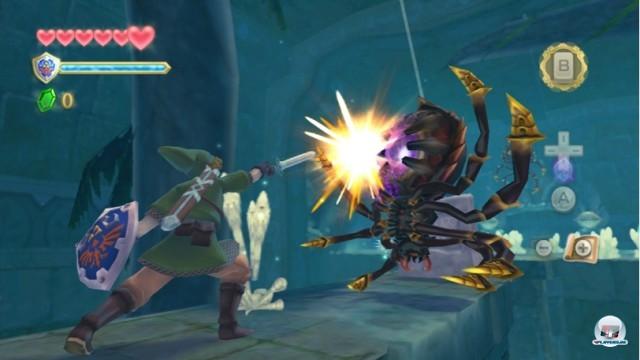 Screenshot - The Legend of Zelda: Skyward Sword (Wii) 2243454
