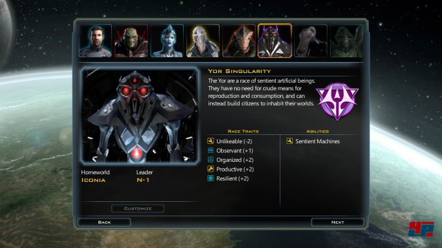 Screenshot - Galactic Civilizations 3 (PC) 92496370