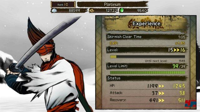 In der Rolle eines Samurai stellt man sich zig Yokai und einem Oberbösewicht.