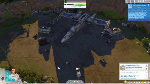 Screenshot - Die Sims 4 Star Wars: Reise nach Batuu-Gameplay-Pack (PC) 92624175