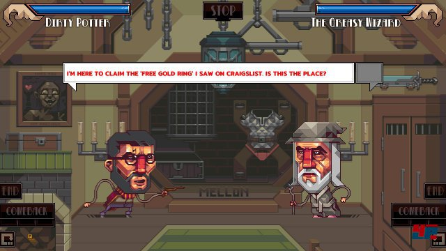 Screenshot - Oh...Sir! The Hollywood Roast (Android) 92541667