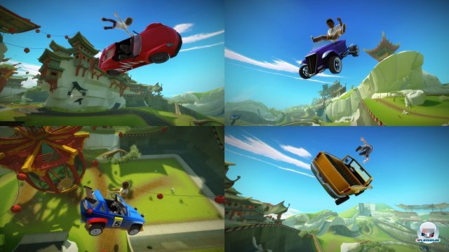 Screenshot - Joy Ride Turbo (360)