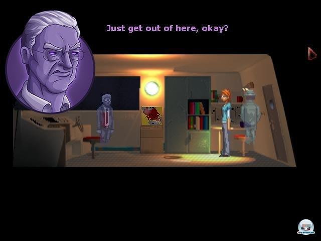 Screenshot - Blackwell Deception  (PC) 2269777