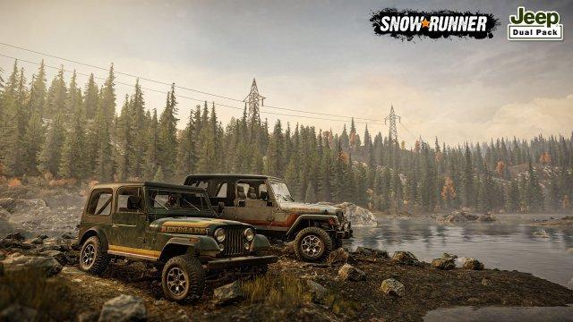 Screenshot - SnowRunner (PC, PS4, Switch, One)